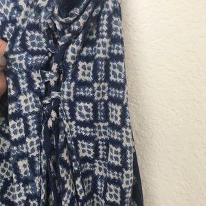 Zara ikat print romper size medium
